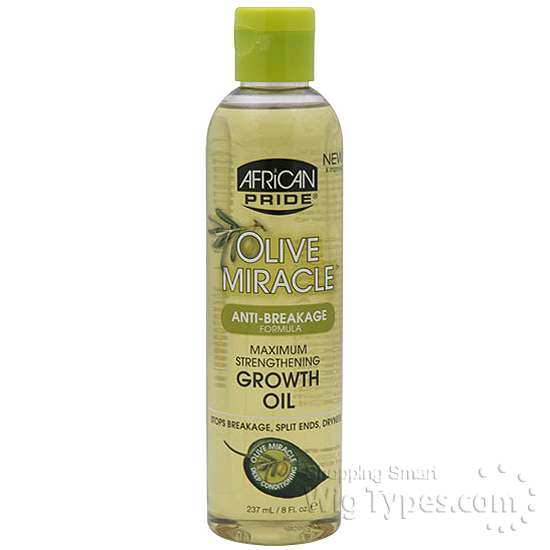 Extra Virgin Olive Oil For African American Natural Hair