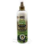African Pride Olive Miracle Moisture Restore Curl Refresher 12oz