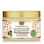 African Pride Moisture Miracle Detangle & Condition Pre-Shampoo 12oz