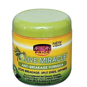 African Pride Olive Miracle Anti-Breakage Formula 6oz