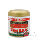 African Royale Super G.R.O Maximum Strength Gelatin Rich Oils 6oz