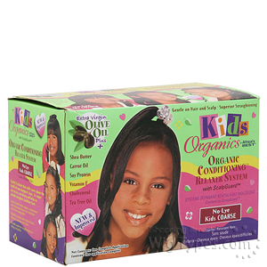 Kids Organics Organic Conditioning Relaxer (Coarse) Kit