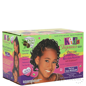 Kids Organics Organic Conditioning Relaxer System No Lye Kids Regular