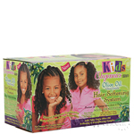 Kids Organics Olive Oil Hair Softening System Kit