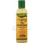 Africa's Best Leave-In Liquid Hair Mayonnaise 6oz