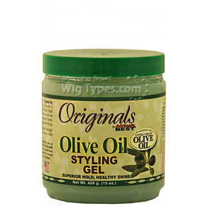 Africa's Best Olive Oil Styling Gel 15oz