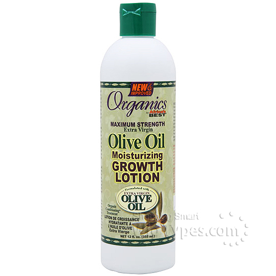 Africas Best Organics Olive Oil Moisturizing Growth Lotion ...