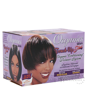 Africa's Best Organics Touch-up Plus Organic Conditioning Relaxer