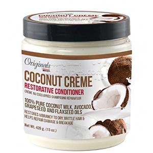 Africa's Best Originals Coconut Creme Restorative Conditioner 15oz