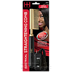 Hot & Hotter #5534 Electrical Straightening Comb Medium Wide Teeth