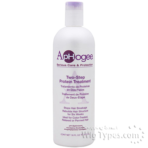 ApHogee Two-Step Protein Treatment 16oz