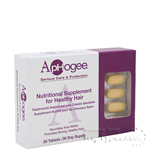 ApHogee Nutritional Supplement For Healthy Hair 30Tablets
