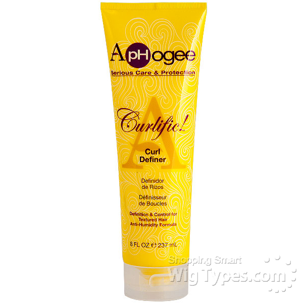 Aphogee Curlific Curl Definer 8oz Wigtypes Com