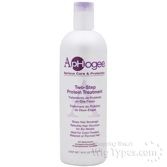 Aphogee Two Step Protein Treatment Black Ethnic Hair 2015