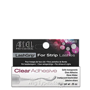 Ardell Lashgrip For Strip Lashes Clear Adhesive 0.25oz