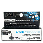 Ardell Lashtite For Individual Lashes Dark Adhesive 0.125oz