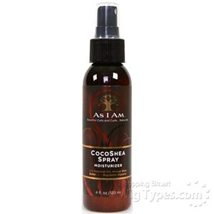 As I Am Coco Shea Spray Moisturizer 4oz
