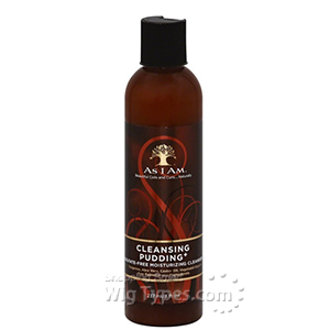 As I Am Cleansing Pudding Sulfate-Free Moisturizing Cleanser 8oz