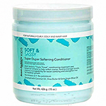 Aunt Jackie's Kids Soft & Sassy Super Duper Softening Conditioner 15oz
