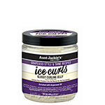Aunt Jackie's Curls & Coils Grapeseed Style Ice Curls Glossy Curling Jelly 15oz