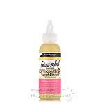 Aunt Jackie's Curls & Coils Natural Growth Oil Blends Frizz Rebel Coconut & Sweet Almond 4oz