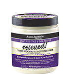 Aunt Jackie's Curls & Coils Grapeseed Style Rescued Thirst Quenching Recovery Conditioner 15oz