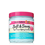 Aunt Jackie's Girls Curls & Coils Girls Soft & Sassy Super Duper Softening Conditioner 15oz
