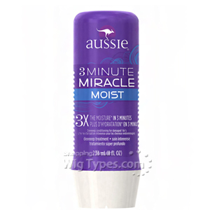 Aussie Moist 3 Minute Miracle Deep Treatment 8oz