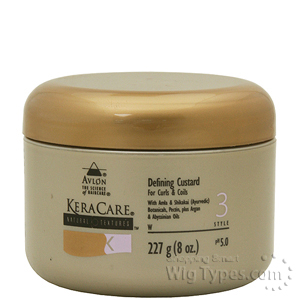 Avlon KeraCare Defining Custard 8oz