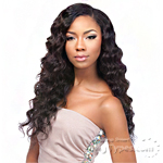Sensationnel 100% Brazilian Virgin Remi Bundle Hair Clip Extension - LOOSE DEEP 12PCS (16/18/20)