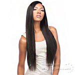 Sensationnel 100% Brazilian Virgin Remi Bundle Hair Clip Extension - STRAIGHT 12PCS (18/20/22)