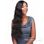 Sensationnel 100% Brazilian Virgin Remi Bundle Hair Clip Extension - NATURAL BODY 12PCS (18/20/22)