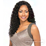 Sensationnel 100% Malaysian Virgin Remi Bundle Hair Bare & Natural - Euro Deep 1pk (10/10/12/12/14/14 + Closure)