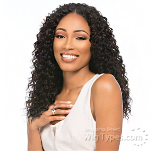 Sensationnel 100% Malaysian Virgin Remi Bundle Hair Bare & Natural - French Twist 1pk (18/18/20/20/22/22 + Closure)
