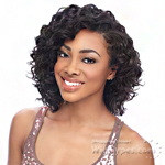 Sensationnel 100% Peruvian Virgin Remi Bundle Hair Bare & Natural - GLAM 10S 3PCS