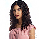 Sensationnel 100% Virgin Human Hair 10A Lace  Wig - NATURAL WAVE