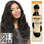 Sensationnel 100% MALAYSIAN Virgin Remi Bundle Hair Bare & Natural - BODY WAVE (Buy 1 Get 1 FREE)