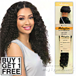 Sensationnel 100% MALAYSIAN Virgin Remi Bundle Hair Bare & Natural - FRENCH TWIST 10 (Buy 1 Get 1 FREE)