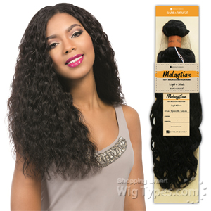 Sensationnel 100% MALAYSIAN Virgin Remi Bundle Hair Bare & Natural - SPANISH WAVE 16