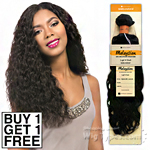 Sensationnel 100% MALAYSIAN Virgin Remi Bundle Hair Bare & Natural - SPANISH WAVE (Buy 1 Get 1 FREE)