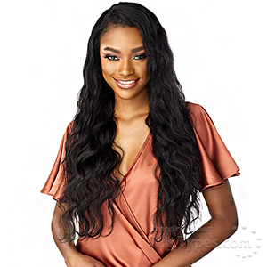 Sensationnel 100% Virgin Human Hair 10A 360 Lace Wig - BODY WAVE 28 (LIMITED EDITION)