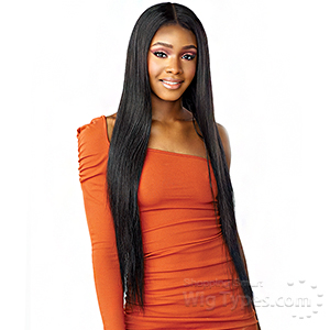 Sensationnel 100% Virgin Human Hair 10A 360 Lace Wig - STRAIGHT 30 (LIMITED EDITION)