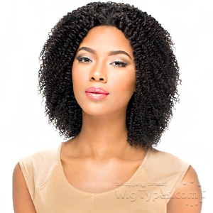 Sensationnel 100% Peruvian Virgin Remi Bundle Hair Bare & Natural - CORK SCREW 10S 3PCS