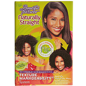 Beautiful Textures Natural Straight Texture Manageability System