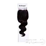 Bellatique 100% Virgin Brazilian Remy Hair 4x4 Full Lace Closure - BODY WAVE