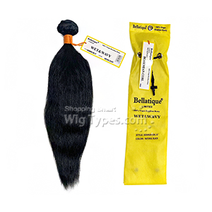 Bellatique 100% Virgin Brazilian Remy Wet & Wavy Hair Weave - BOHEMIAN CURL