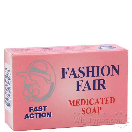 Beneks fashion fair medicated soap 80g wigtypes com