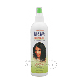 Better Braids Medicated Shampoo 12oz