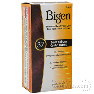 Bigen Powder Hair Color 0.21oz
