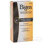 Bigen Powder Hair Color 47 Medium Chestnut
